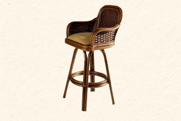 Барный стул Ялта из ротанга LG15-1