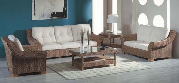 Мягкая мебель Марципан из ротанга SET3