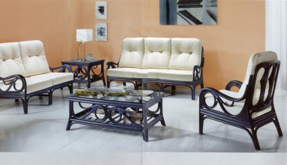 Мягкая мебель Палермо из ротанга SET5