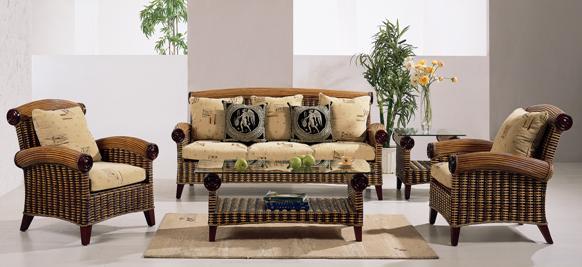 Мягкая мебель Берта из ротанга SET26