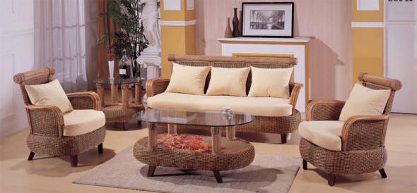 плетеная мебель Новосибирск