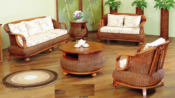 Мягкая мебель Фианит из ротанга SET36