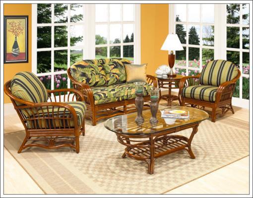 Мягкая мебель Барон из ротанга SET40