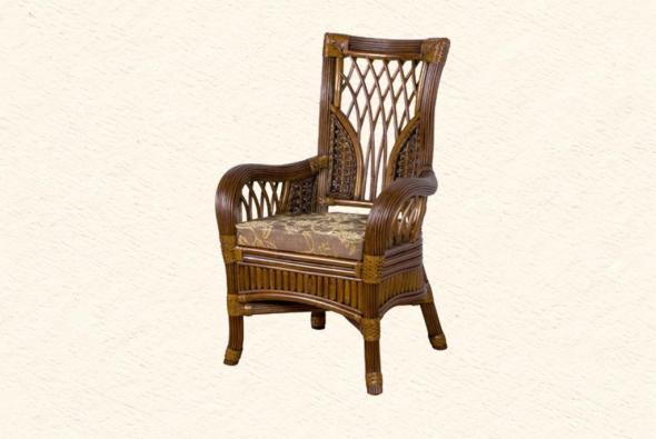 Кресло Вальс из ротанга AR6