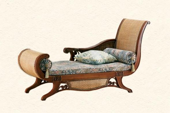 Кресло Нефрит из ротанга AR8