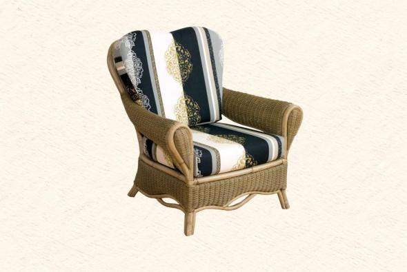 Кресло Опал из ротанга AR9