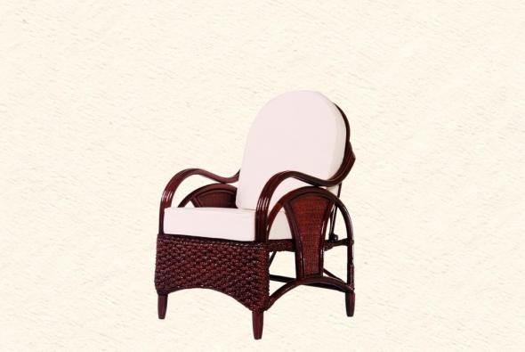 Кресло Баронесса из ротанга AR13