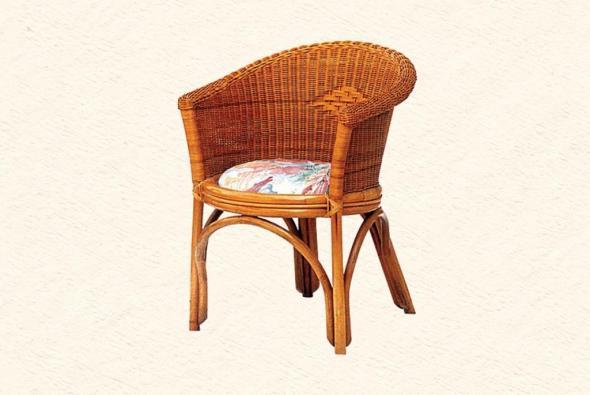 Кресло Зевс из ротанга AR15