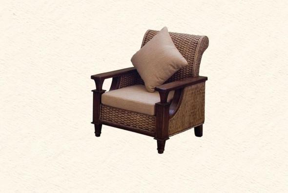 Кресло Ирма из ротанга AR18