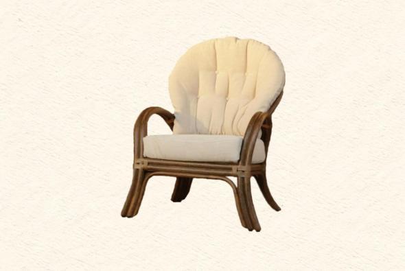 Кресло Стелла из ротанга AR21