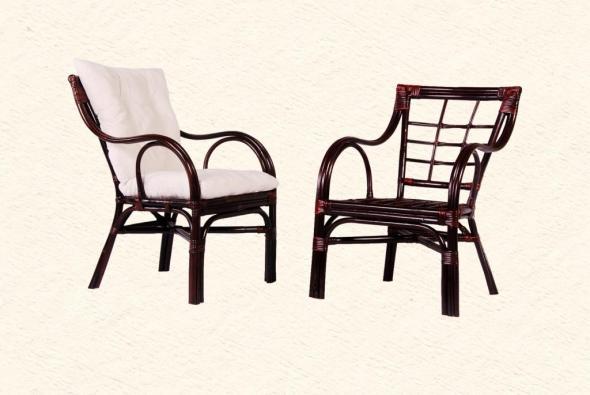 Кресло Сонет из ротанга AR27
