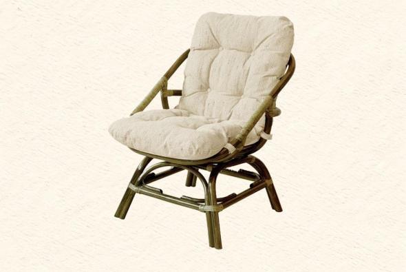 Кресло Лорка из ротанга CL5-2