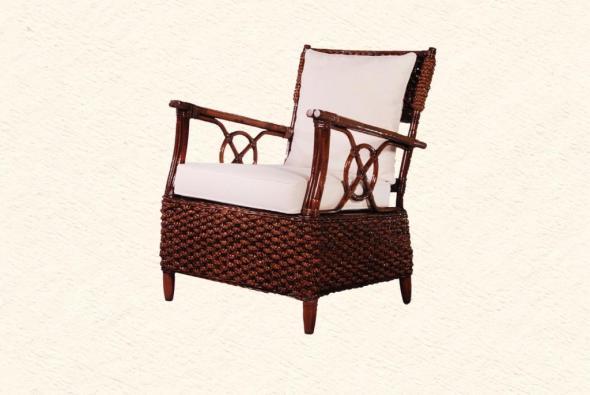 Кресло Мадригал из ротанга AR28