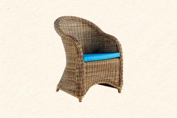 Кресло Итака из ротанга AR29