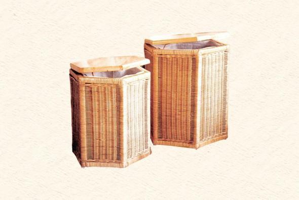 Короб плетеный из ротанга KB10