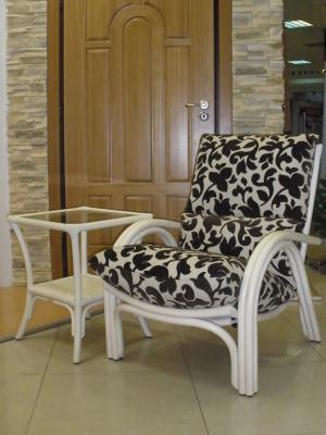 Кресло Милано из ротанга SET4-2