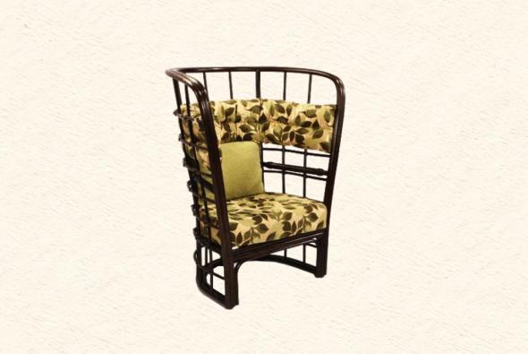 Кресло Самшит из ротанга SET68-1
