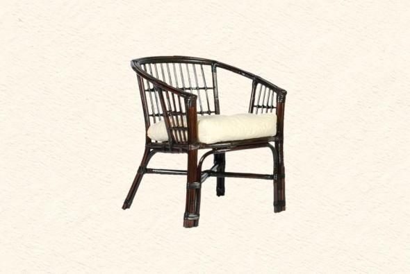 Кресло Сима из ротанга AR36