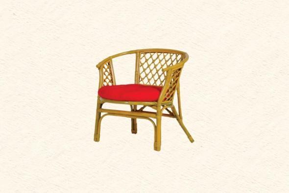 Кресло Клэр из ротанга AR37