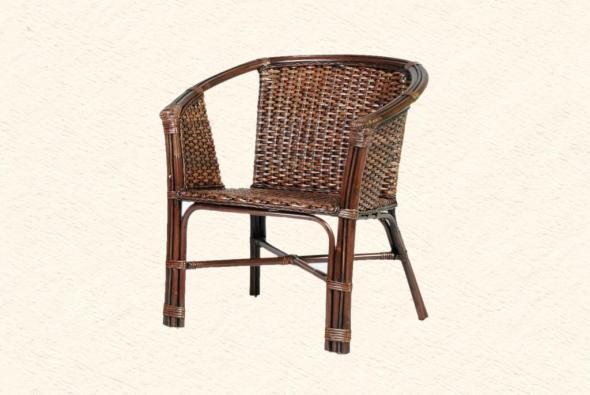 Кресло Крокус из ротанга AR38