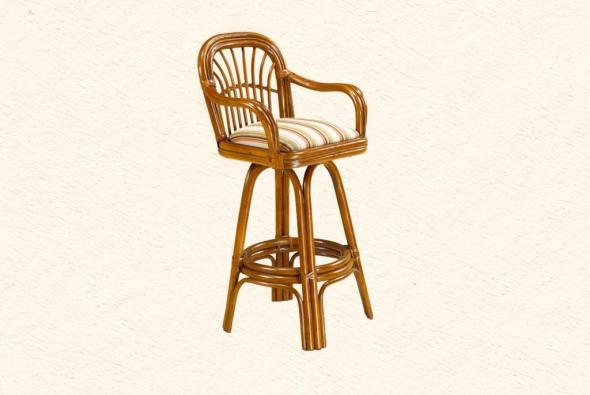 Барный стул Олеся из ротанга LG10-1