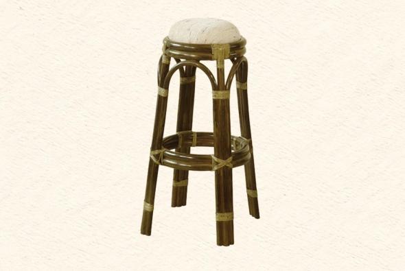Барный стул Румба из ротанга B14