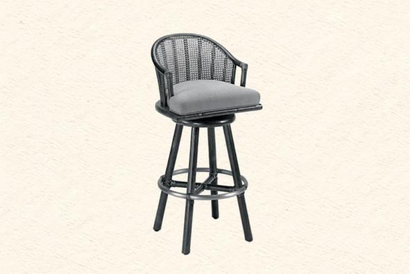 Барный стул Виктория из ротанга B3