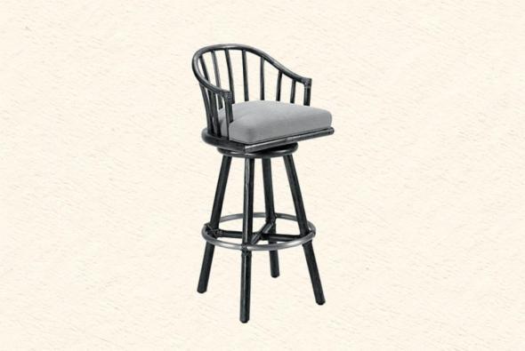 Барный стул Воплощение из ротанга B6