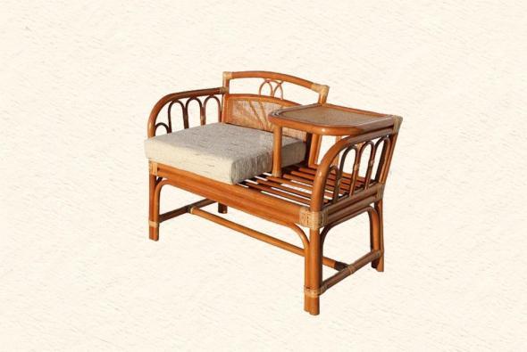 Мебель для прихожей Вираж из ротанга P2