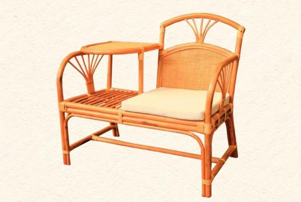 Мебель для прихожей Женар из ротанга P3