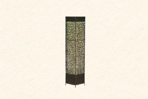 Лампа Финикс из ротанга L5