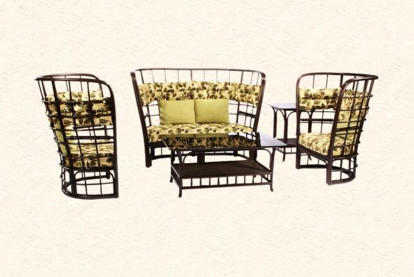 Мягкая мебель Самшит из ротанга SET68