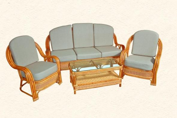 Мягкая мебель Белфаст из ротанга SET69
