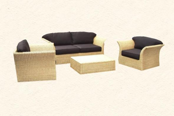 Мягкая мебель Винтаж из ротанга SET79