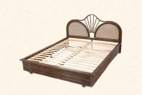 Кровать Монтана из ротанга BDS29
