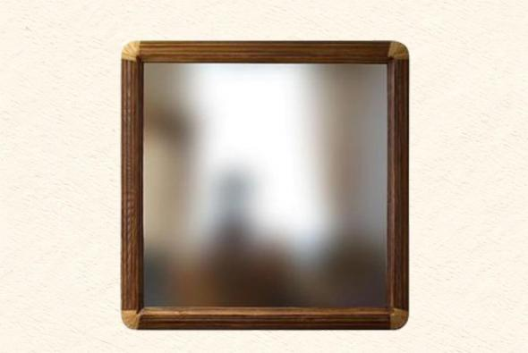 Зеркало Диана из ротанга BDS21-6