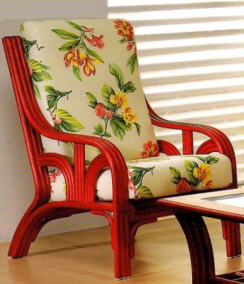 Кресло Рид из ротанга AR40