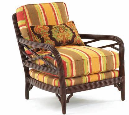 Кресло Роя из ротанга AR49