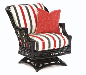 Кресло Легенда из ротанга AR53