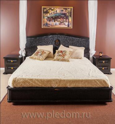 Кровать Диана из ротанга BDS21-5