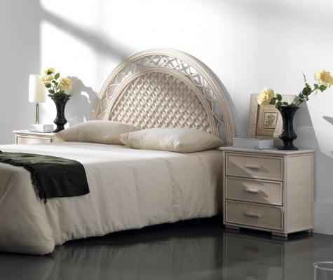 Спальный гарнитур Тамила из ротанга BDS56