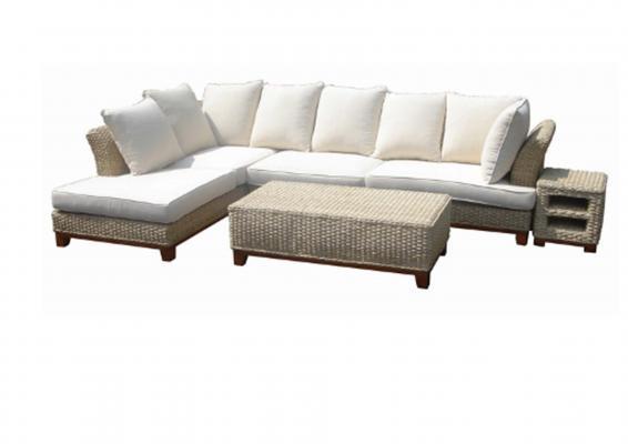 Мягкая мебель Канзас из ротанга SET92