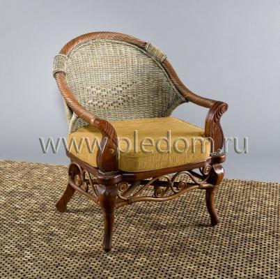Кресло Консул из ротанга LG46-2