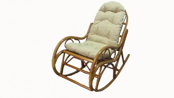 """ARS-7 Кресло- качалка """"Нуга"""" из ротанга ARS-7 Кресло- качалка """"Нуга"""" SS"""