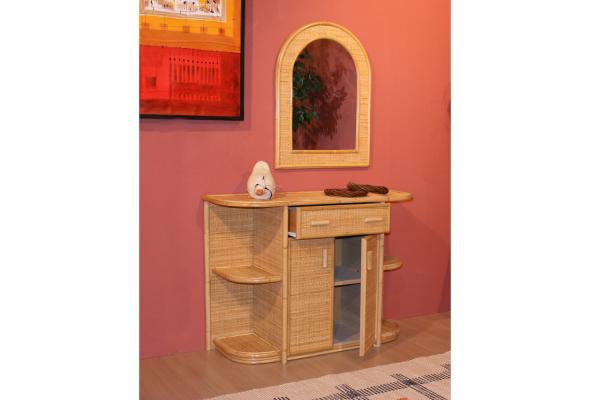 Мебель для прихожей Рид из ротанга P6