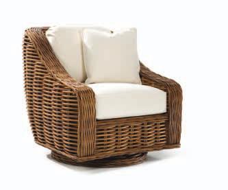 Кресло Фауст из ротанга SET85-2