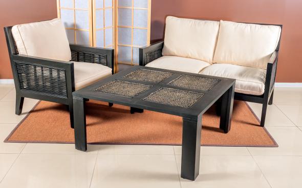 Мягкая мебель Борнео из ротанга SET91