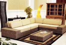 Мягкая мебель Адажио из ротанга SET1
