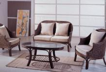 Мягкая мебель Азазель из ротанга SET34