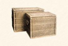 Короб плетеный Зенит из ротанга KB11
